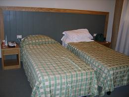 twin room Hotel delle Nazioni