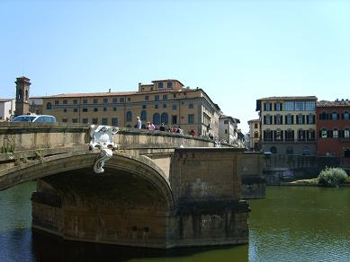 bridge near St. Regis Hotel Florence