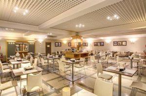 breakfast room in 2016 ofHotel delle Nazioni