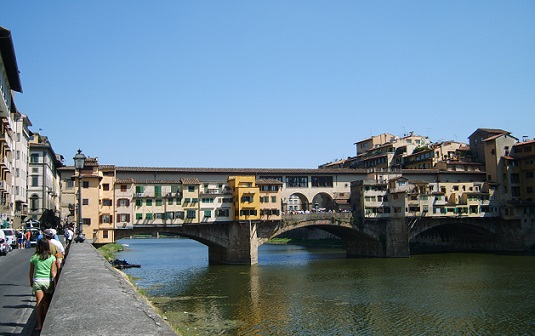 bridge Ponte Vecchio