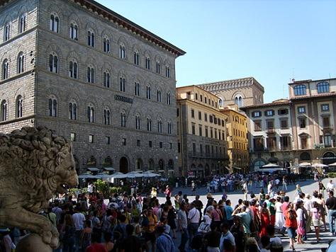 Piazza della Signoria Florence